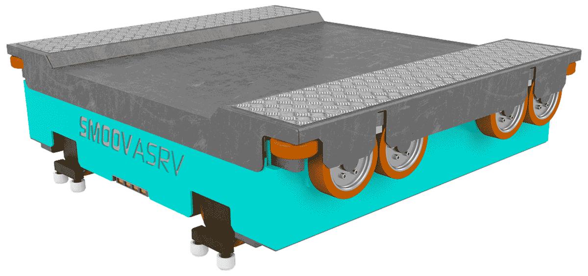 ICAM Online En | Smoov ASRV - Industrial