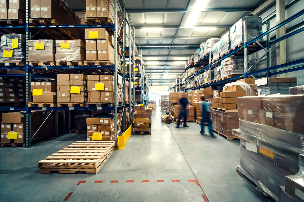 ICAM Online En | Automated solutions for warehouse storage and picking